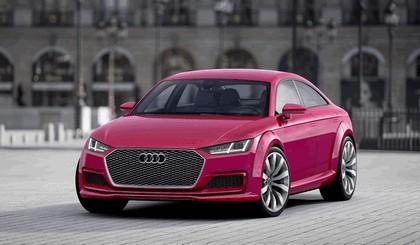 2014 Audi TT Sportback concept 2
