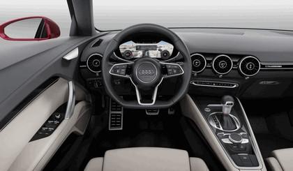 2014 Audi TT Sportback concept 5