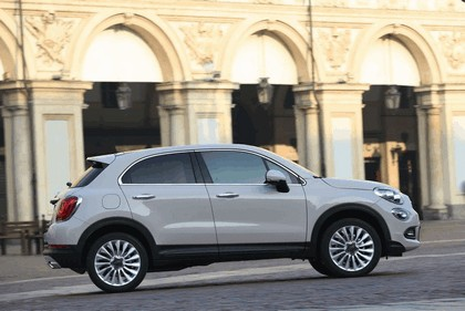 2014 Fiat 500X 29