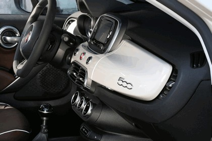 2014 Fiat 500X 56