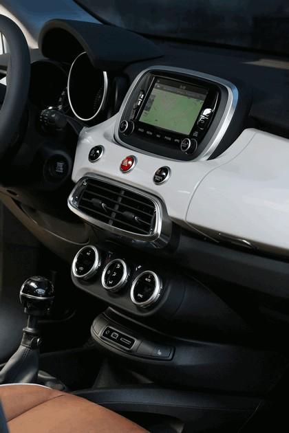 2014 Fiat 500X 121