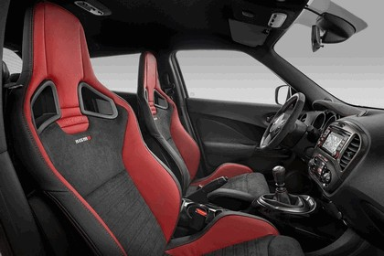 2015 Nissan Juke Nismo RS 10