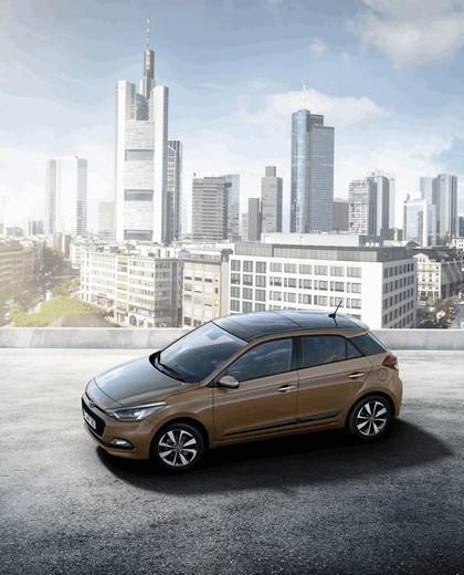 2014 Hyundai i20 1