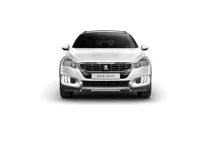 2014 Peugeot 508 RXH HYbrid4 8