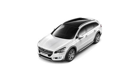 2014 Peugeot 508 RXH HYbrid4 9