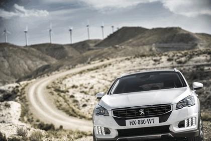 2014 Peugeot 508 RXH HYbrid4 22