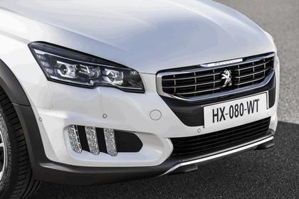 2014 Peugeot 508 RXH HYbrid4 25