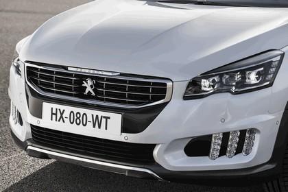 2014 Peugeot 508 RXH HYbrid4 26
