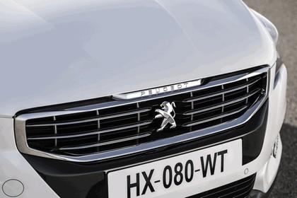 2014 Peugeot 508 RXH HYbrid4 28