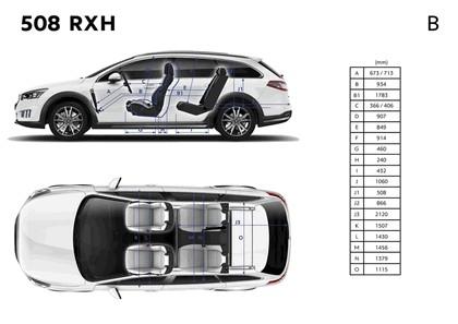 2014 Peugeot 508 RXH HYbrid4 42