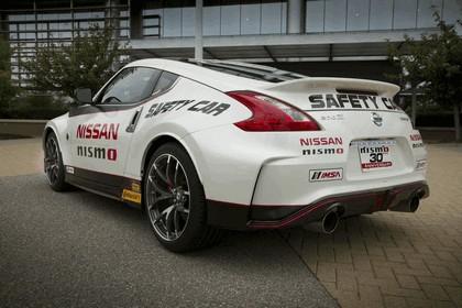 2015 Nissan 370Z Nismo - safety car 3