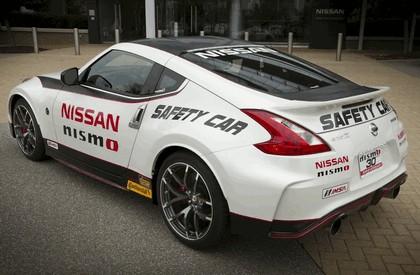 2015 Nissan 370Z Nismo - safety car 4