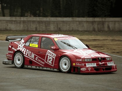 1993 Alfa Romeo 155 V6 TI DTM 8
