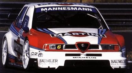 1993 Alfa Romeo 155 V6 TI DTM 10