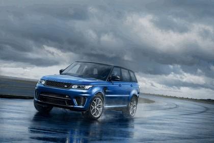 2015 Land Rover Range Rover Sport SVR 4