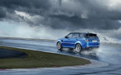 2015 Land Rover Range Rover Sport SVR 5