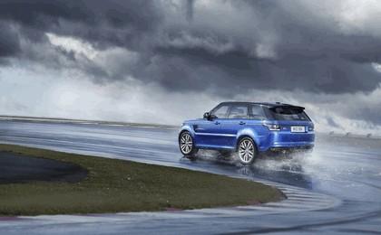 2015 Land Rover Range Rover Sport SVR 6
