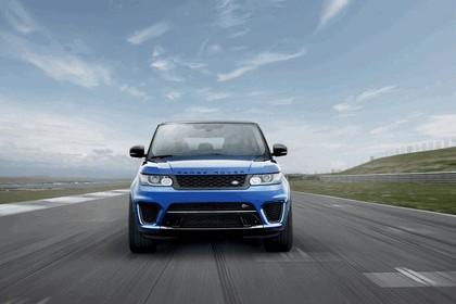 2015 Land Rover Range Rover Sport SVR 7