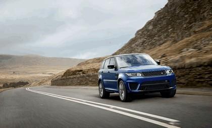 2015 Land Rover Range Rover Sport SVR 8