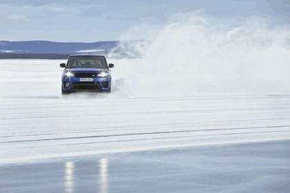 2015 Land Rover Range Rover Sport SVR 12