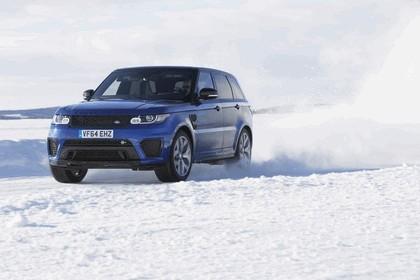 2015 Land Rover Range Rover Sport SVR 13
