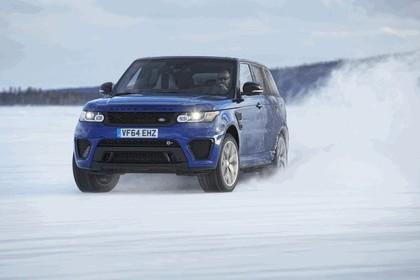 2015 Land Rover Range Rover Sport SVR 14