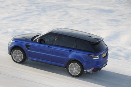 2015 Land Rover Range Rover Sport SVR 15