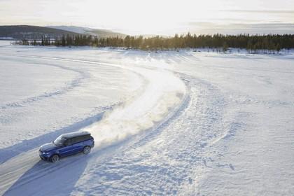 2015 Land Rover Range Rover Sport SVR 17