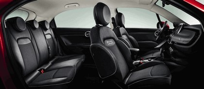 2014 Fiat 500X Cross 5