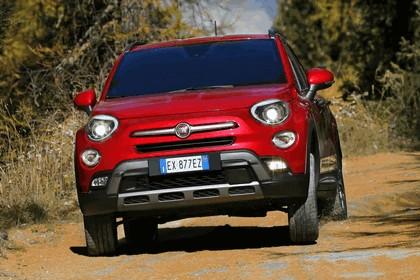 2014 Fiat 500X Cross 19