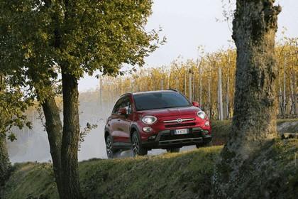 2014 Fiat 500X Cross 25