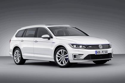2014 Volkswagen Passat GTE SW 1