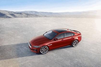 2014 Jaguar XE-S 1