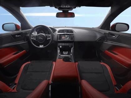 2014 Jaguar XE-S 23