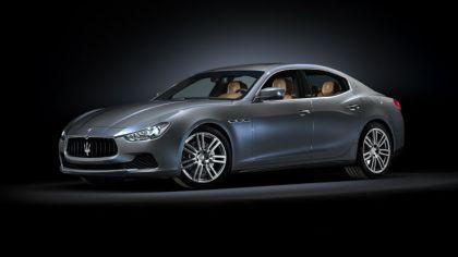 2014 Maserati Ghibli Ermenegildo Zegna concept 2
