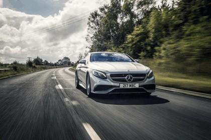 2014 Mercedes-Benz S63 ( C217 ) AMG coupé - UK version 8