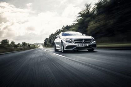 2014 Mercedes-Benz S63 ( C217 ) AMG coupé - UK version 10