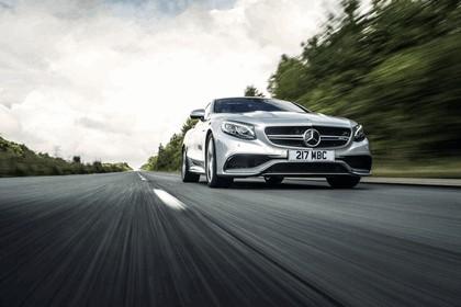 2014 Mercedes-Benz S63 ( C217 ) AMG coupé - UK version 11