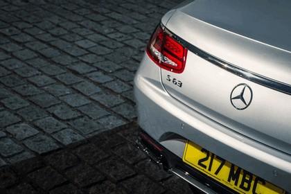 2014 Mercedes-Benz S63 ( C217 ) AMG coupé - UK version 25