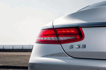 2014 Mercedes-Benz S63 ( C217 ) AMG coupé - UK version 27