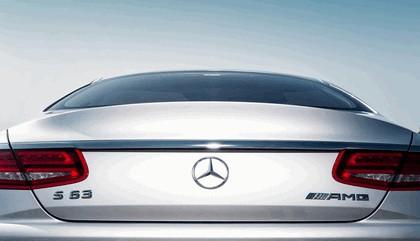 2014 Mercedes-Benz S63 ( C217 ) AMG coupé - UK version 28