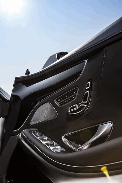 2014 Mercedes-Benz S63 ( C217 ) AMG coupé - UK version 45