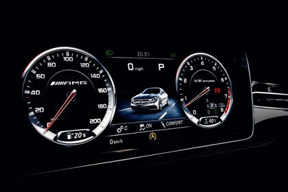 2014 Mercedes-Benz S63 ( C217 ) AMG coupé - UK version 47