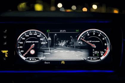 2014 Mercedes-Benz S63 ( C217 ) AMG coupé - UK version 48