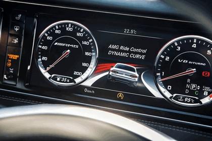 2014 Mercedes-Benz S63 ( C217 ) AMG coupé - UK version 49
