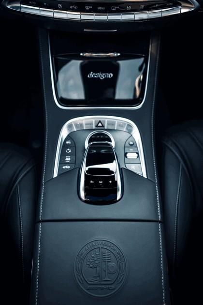 2014 Mercedes-Benz S63 ( C217 ) AMG coupé - UK version 53