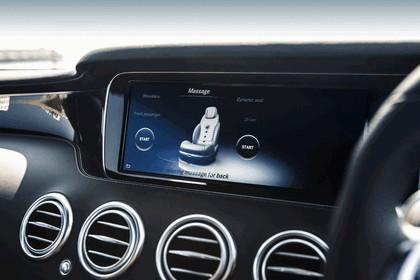 2014 Mercedes-Benz S63 ( C217 ) AMG coupé - UK version 55