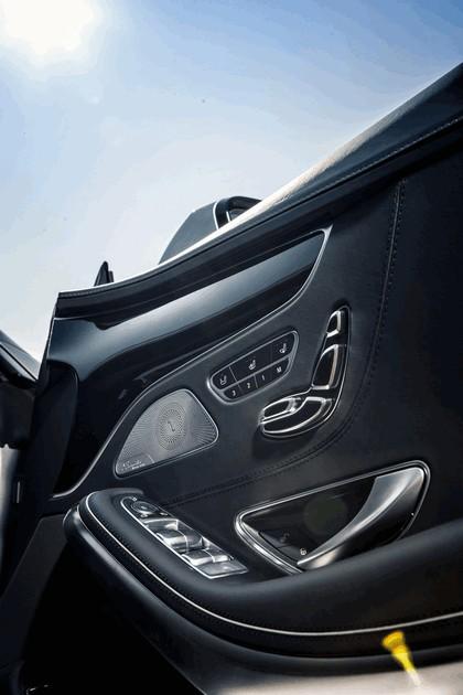 2014 Mercedes-Benz S63 ( C217 ) AMG coupé - UK version 61