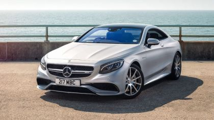 2014 Mercedes-Benz S63 ( C217 ) AMG coupé - UK version 6