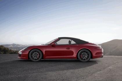2014 Porsche 911 ( 991 ) Carrera GTS cabriolet 1